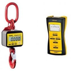 TKR Žeriavová váha s digitálnym displejom a rádiovám ovládaním YALE