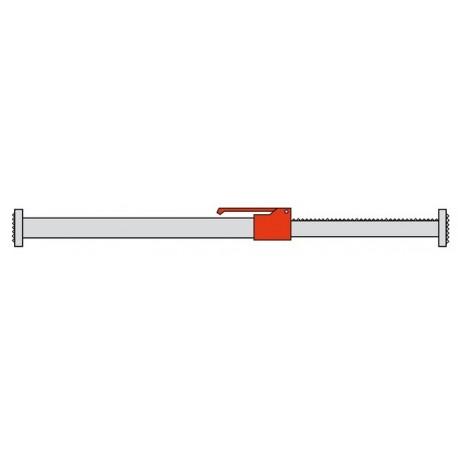 ZGZB-KBR Rozperný profil YALE