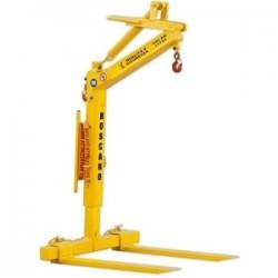 MBRA Telescopic self levelling crane fork BOSCARO
