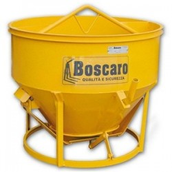 C Conical concrete bucket BOSCARO