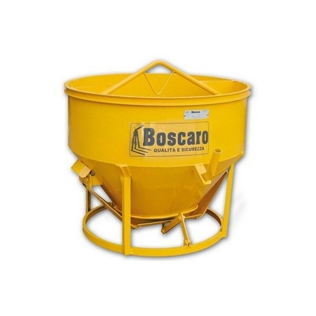 C Konische Betonkübel BOSCARO