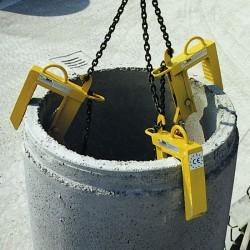 PZB Manhole Ringklemme BOSCARO