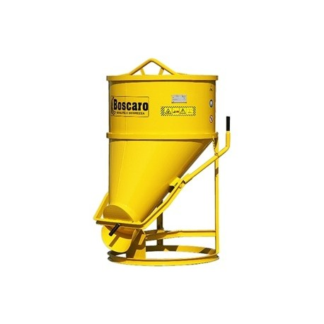 BF Concrete bucket with side unloading BOSCARO
