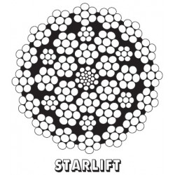 STARLIFT  Kranseile  - CASAR