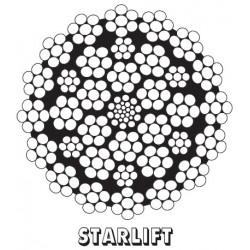 STARLIFT nekrútivé zdvihové lano  - CASAR