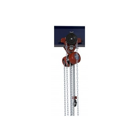 Z220/0,5T-10T / BRANO Z220/0,5T-10T Travelling pulley block