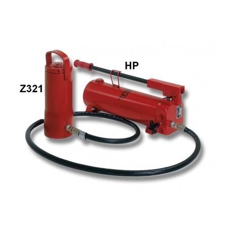 Z321 / BRANO Z321 Hydraulische Walze