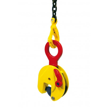 TS / STS vertickal clamp TERRIER