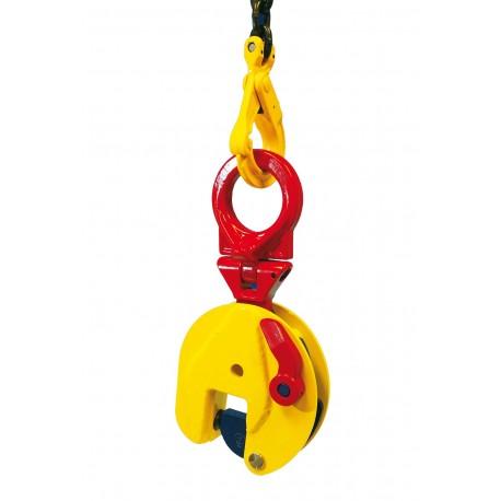 TSU / STSU vertical clamp TERRIER
