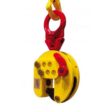 TSEU-A vertical clamp TERRIER