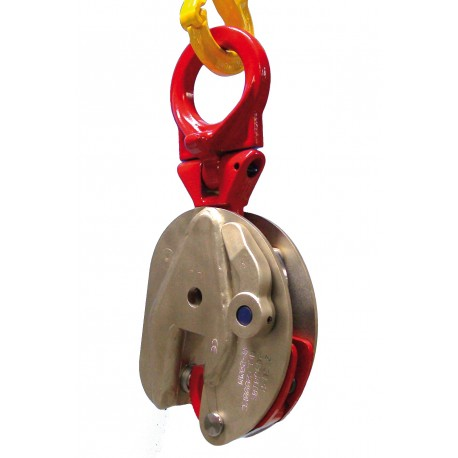 TSU-R vertical clamp TERRIER