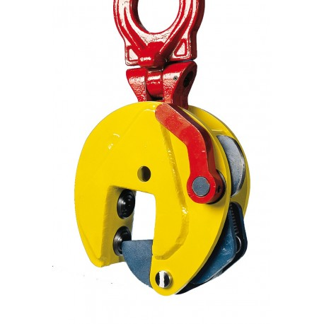 TSHPU vertical lifting clamps TERRIER