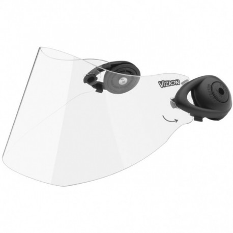 A44 1 / VIZION Eye shield for METEOR, ELIOS and SIROCCO helmets PETZL