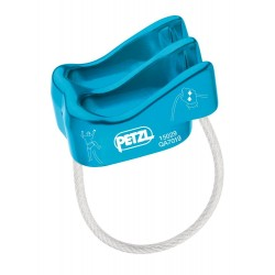D19 BL / VERSO Belay/rappel device with adaptive rope control technology PETZL