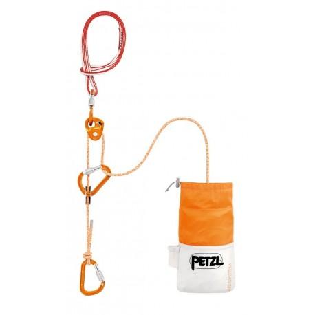 K80A / RAD SYSTEM Sada vybavenia pre skialpinistov PETZL