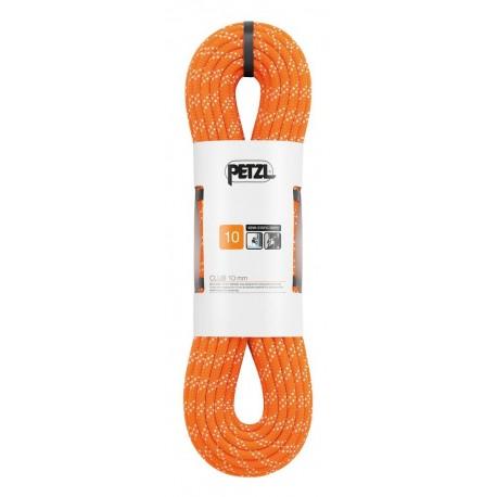 R39AO 040 / CLUB 10 mm Semistaticke lano PETZL