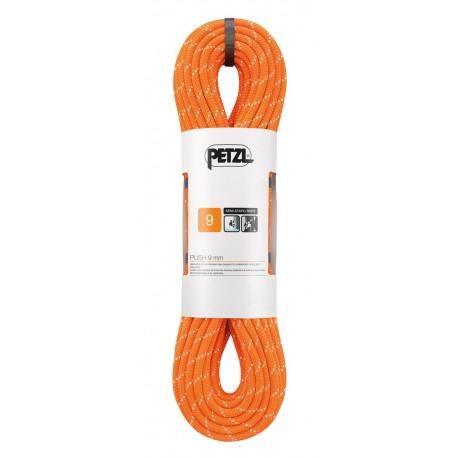 R40AO 040 / PUSH 9 mm Halbstatisches Seil PETZL