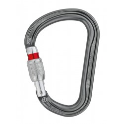M36A SL / WILLIAM Large, pear-shaped locking carabiner for belay stations and belaying with a Munter hitch SCREW-LOCK PETZL