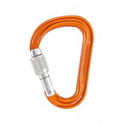 M36A TLN / ATTACHE Lightweight, compact, pear-shaped screw-lock carabiner PETZL