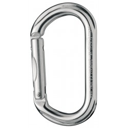 PETZL OWALL Oval-shaped carabiner