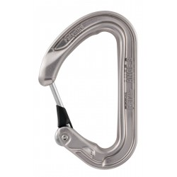 M57 G / ANGE S Ultra-light, compact carabiner with MonoFil Keylock system PETZL