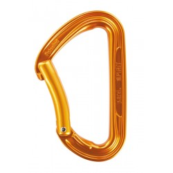 M53 S / SPIRIT Versatile carabiner for sport climbing, available in straight and bent gate versions PETZL