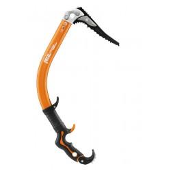 U22 2 / ERGO High-end dry tooling and ice climbing axe PETZL