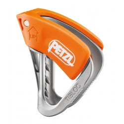B01B / TIBLOC  Ultra-light emergency ascender PETZL