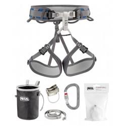 PETZL KIT CORAX Climbing kit size 1