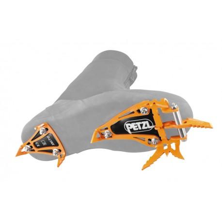 T25 / D-LYNX skrutkovacie stúpacie železá PETZL