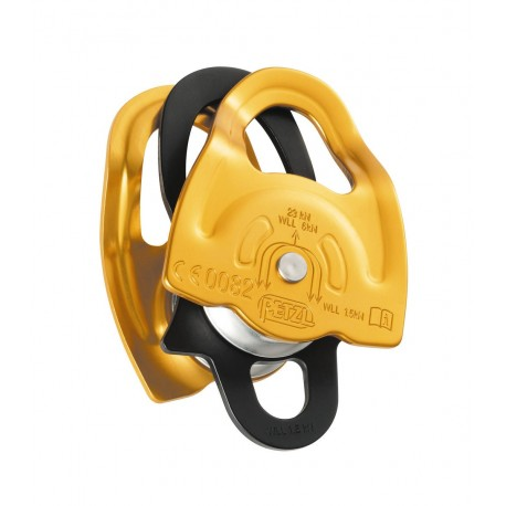 P66A / GEMINI  Double Prusik pulley PETZL