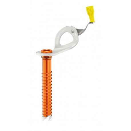 P69A 130 / LASER SPEED LIGHT  Ultra-light ice screw with integrated crank PETZL