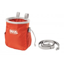 S39AC / SAKA  Chalk bag with ergonomic shape PETZL