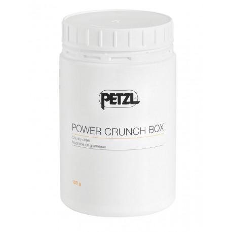 P22AX 100 / POWER CRUNCH BOX  Magnesiumcarbonat in der Dose PETZL