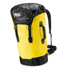 S42Y 045 / TRANSPORT 45L  Rugged and comfortable large capacity pack for caving PETZL