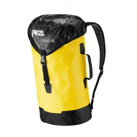 S43Y 030 / PORTAGE 30L  Durable medium capacity pack for caving PETZL