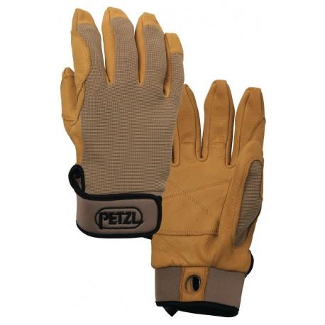 K52 T / CORDEX Lightweight belay/rappel gloves PETZL