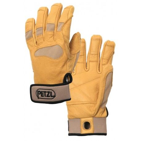 K53 T / CORDEX PLUS Stredne ľahké rukavice pre istenie a zlaňovanie PETZL