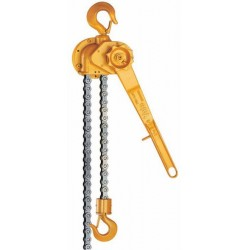 YALE C85 Ratchet lever hoist with roller chain