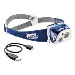 E92HMI / REACTIK® Kompakte, aufladbare und intelligente Stirnlampe PETZL