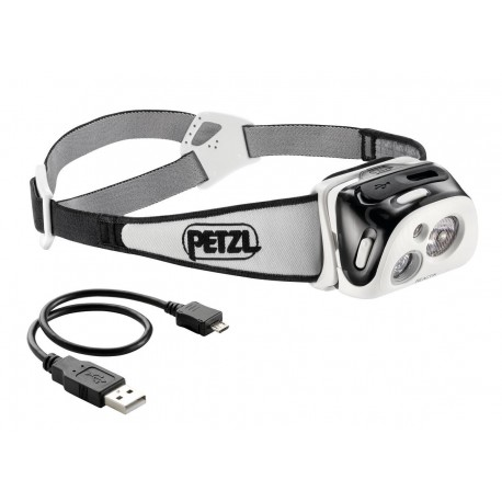 E92HNE / REACTIK® Compact, rechargeable and intelligent headlamp PETZL