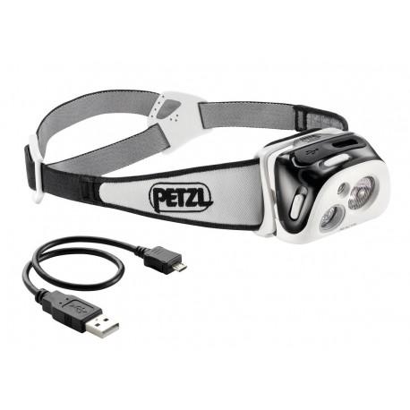 E92HNE / REACTIK® Kompakte, aufladbare und intelligente Stirnlampe PETZL