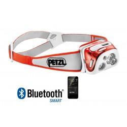 E95HMI / REACTIK® + Aufladbare und über die mobile App MyPetzl Light vernetzbare Lampe PETZL
