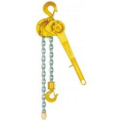 YALE D85 Ratchet lever hoist with link chain