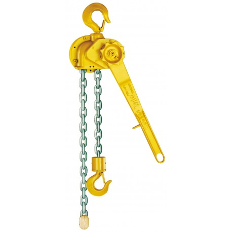 D85 Ratchet lever hoist with roller chain