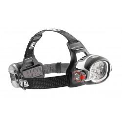 E52 H / ULTRA® RUSH  Extrem leistungsstarke Stirnlampe mit CONSTANT LIGHTING Technologie. ACCU 2 PETZL