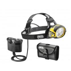 E54 B / ULTRA® VARIO BELT  Extrem leistungsstarke Stirnlampe mit mehreren Lichtkegeln PETZL