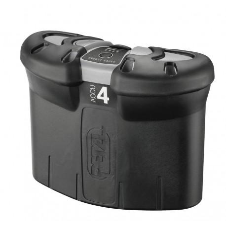 E55400 2 / ACCU 4 ULTRA  Dobíjateľná batéria s veľm veľkou kapacitou PETZL