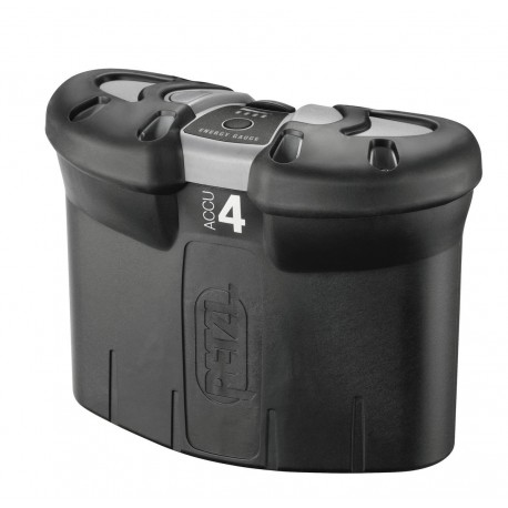 E55400 2 / ACCU 4 ULTRA  Very high capacity rechargeable battery PETZL
