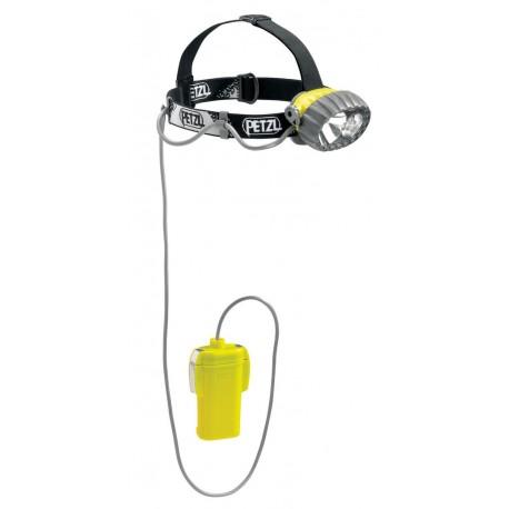 E73 P / DUOBELT LED 5  Wasserdichte Hybrid-Stirnlampe mit 5 LEDs PETZL